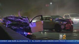 8 Hurt In Belt Parkway Hit-And-Run Crash