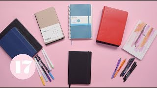 Bullet Journal Notebook Comparison | Plan With Me