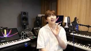 B1A4 산들(SANDEUL) 스포일러 LIVE