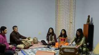 Jaaun Tore Charan Kamal Par Vari: Raag Bhupali + Tarana
