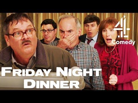 Jim Empties The Caravan Loo   BRAND NEW Friday Night Dinner Series 6