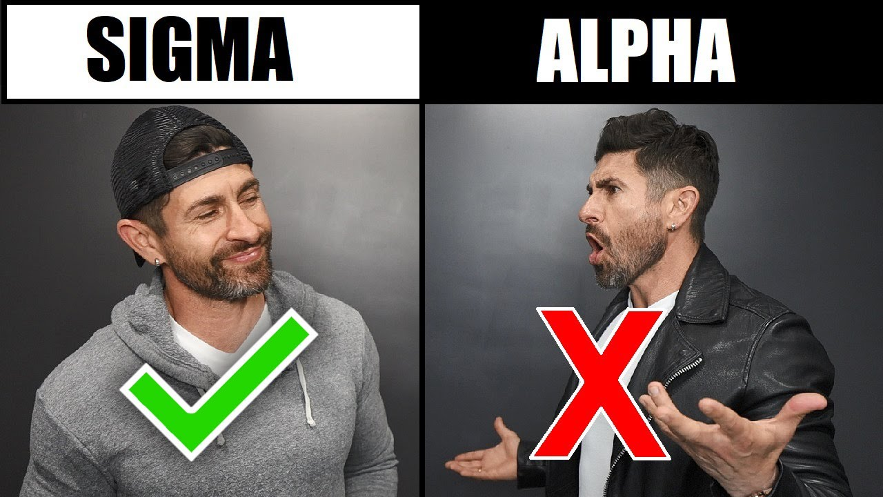 """Download 15 Signs You're a """"SIGMA"""" Male (SUPER RARE) & Is it Better Than """"ALPHA""""?"""