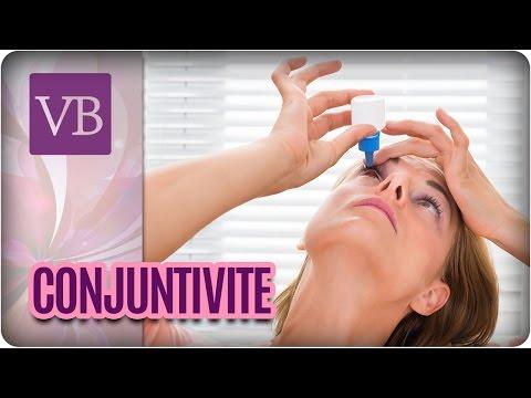 Conjuntivite: Causas e Tratamentos - Você Bonita (18/04/17)