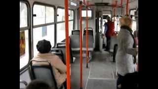 реклама в троллейбусах SKODA(Видео реклама в троллейбусах SKODA., 2012-12-03T09:48:05.000Z)