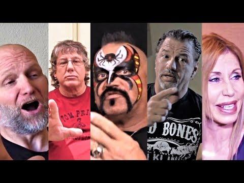 Wrestlers Speak On Sunny's Issues