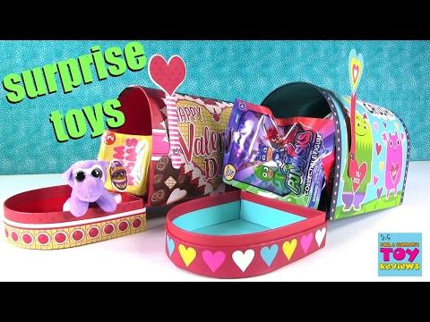 PJ Masks Trolls My Little Pony Disney Moana Surprise Mail Opening | PSToyReviews
