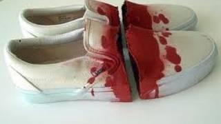 &quotBloody Shoes&quot 100710