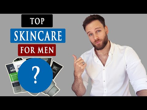 Best SKINCARE PRODUCTS For MEN | Men's Skincare 2020