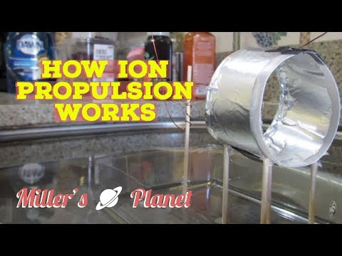 Ion Thrusters - How They Work, And Building An Ionocraft