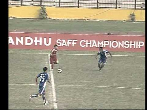 Afghanistan vs Nepal AFC Challenge Cup