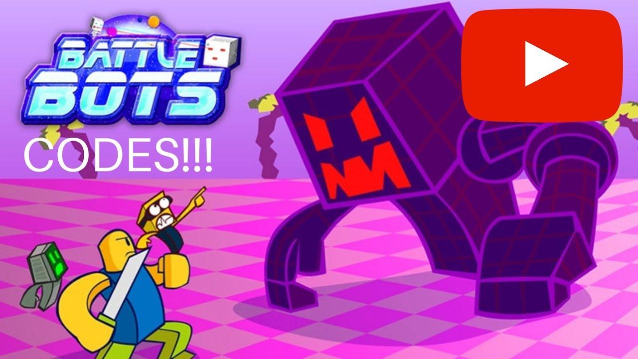 NEW! Battle Bot Simulator CODES! (Includes Secret Code)