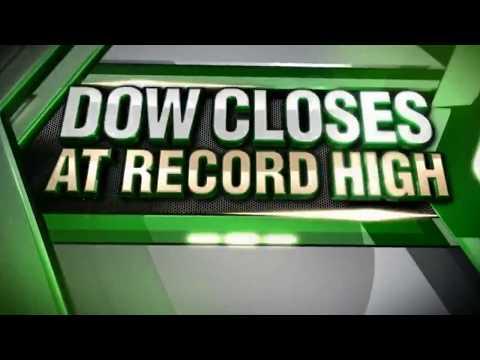 Dow Jones hits another new record high, Democrats: It's Trump's Fault! 🤣🤣