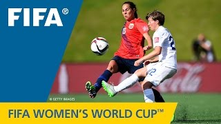 HIGHLIGHTS: Norway v. England - FIFA Women's World Cup 2015