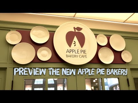 The New Apple Pie Bakery at the Culinary Institute of America