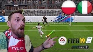 FIFA 19 KARNE CHALLENGE POLSKA VS WŁOCHY *co ci Polacy robią!!!*