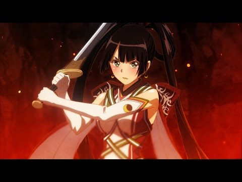 GOD WARS Future Past - Debut Trailer (PS4, PS Vita)