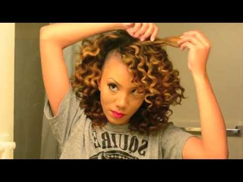 How to Get Perfect Bantu Knot Out Results on Dry Natural Hai
