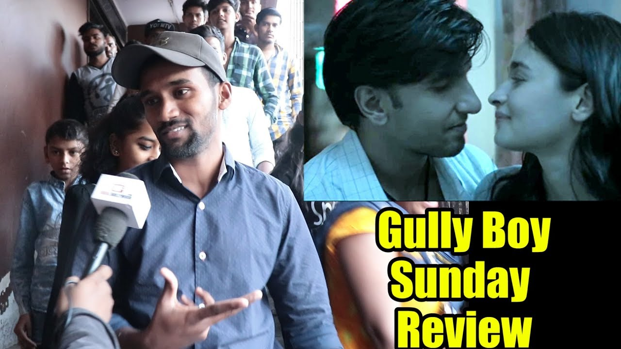 Gully Boy Movie Review   Day 04   Dhamaka Houseful Show Review