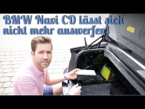 BMW Navi-MK3 Und MK4 Rechner CD/DVD Manuell Auswerfen