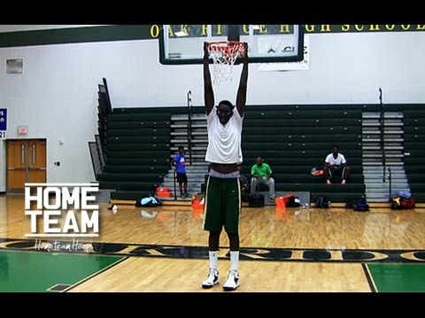 UCF's Tacko Fall is a gigantic human being