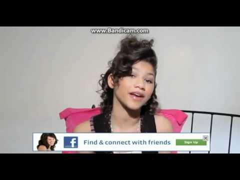 Zendaya's advice for how to become an actress/actor