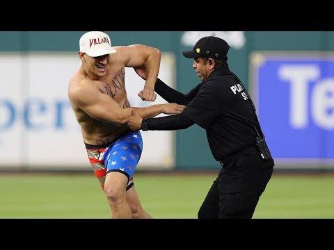 YouTube Star VitalyzdTv STREAKS During World Series Game 5