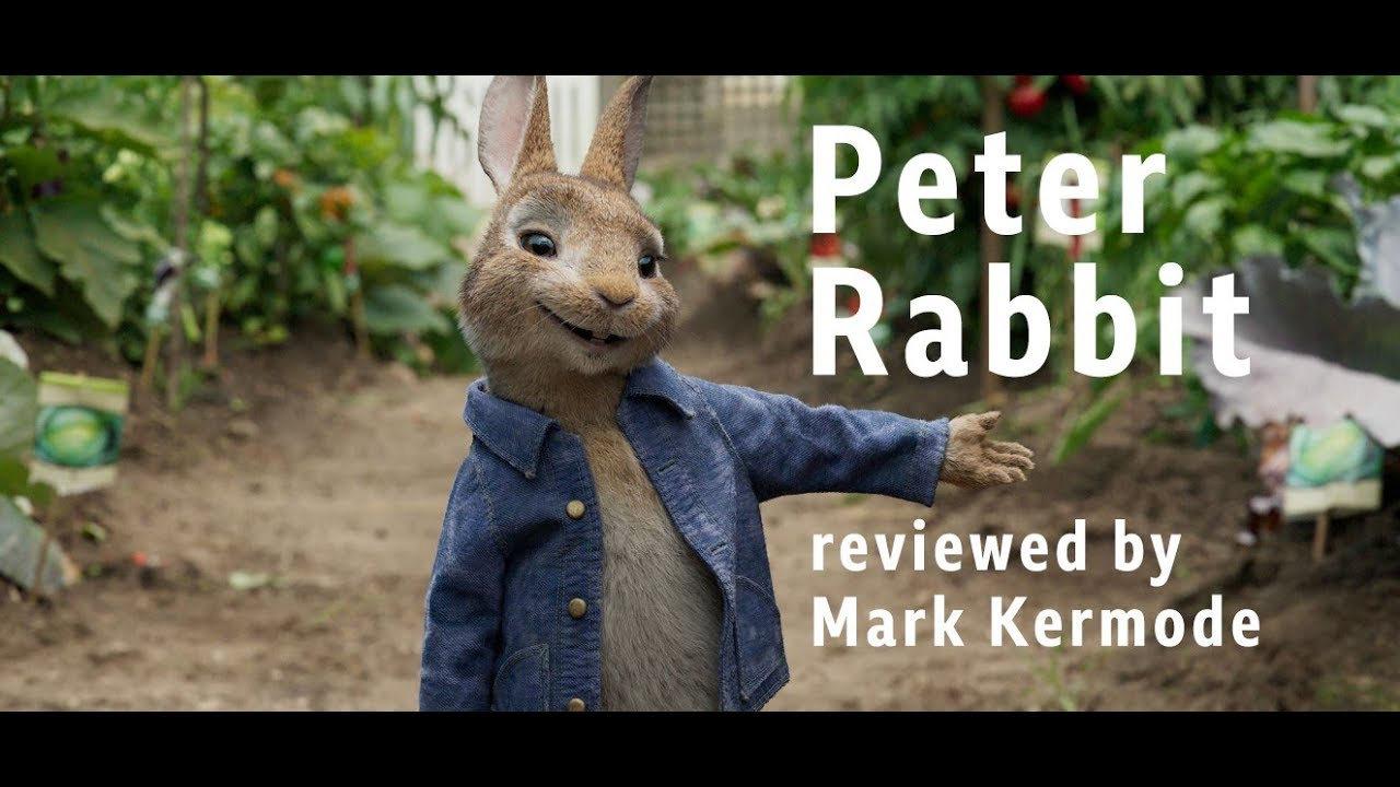 Peter Rabbit reviewed by Mark Kermode