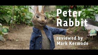 Peter Rabbit reviewed by Mark Kermode
