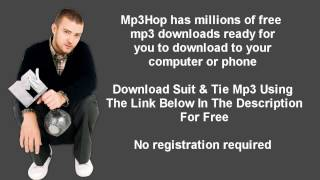 Justin Timberlake Suit & Tie Mp3 Download