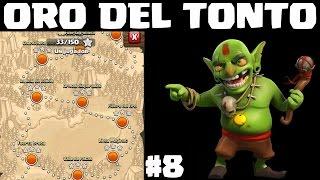 EL ORO DEL TONTO - CAMPAÑA DE DUENDES - A por todas con Clash of Clans - Español - CoC