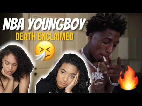 nba youngboy – death enclaimed REACTION + REVIEW