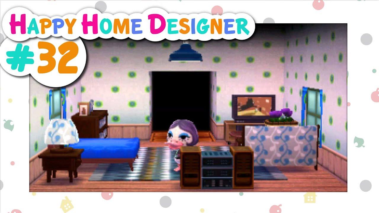 Animal Crossing: Happy Home Designer :: # 32   Alpine Time!