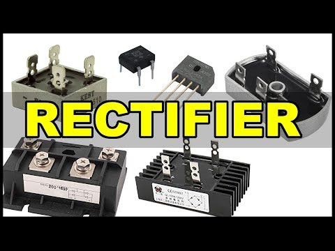 What is a rectifier?