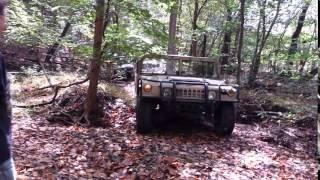 Humvee Off Road October F