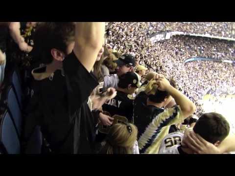 NFC Champs Saints 2010 - THE KICK