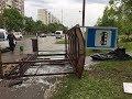 Ураган в столице Москвичи выясняют почему не было СМС с предупреждениями mp3