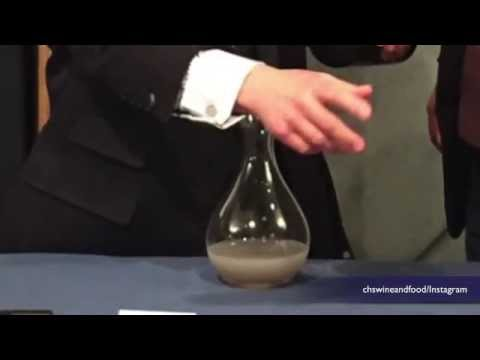 150-Year-Old Wine from Shipwreck Uncorked, Tastes Disgusting