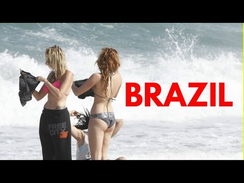 Travel To Brazil - Top 10 Places To Visit In The World