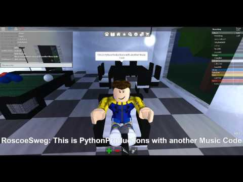 Bass Boosted Roblox Music Codes