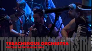 "Treacherous Orchestra ""SUPERFLY"""