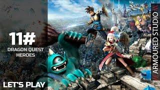 Vídeo Dragon Quest Heroes: El infortunio del Árbol del Mundo y la raíz del mal