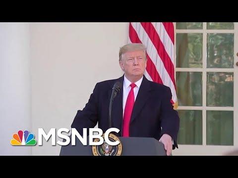 Donald Trump Accepts Nancy Pelosi's Invitation For State Of The Union Address | Hardball | MSNBC