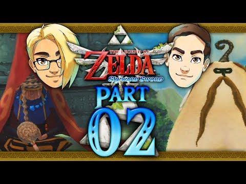 Let's Race: The Legend of Zelda: Skyward Sword (Hero Mode) Part 2 - Faron Woods