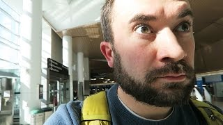 I MISSED MY FLIGHT!