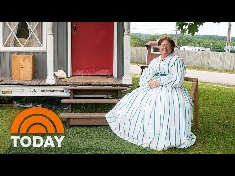 This Tiny Victorian Home Is Full Of History | TODAY