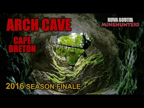 THE LARGEST CAVE IN NOVA SCOTIA - Full Explore