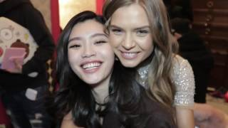 Victoria's Secret Angels Land in China