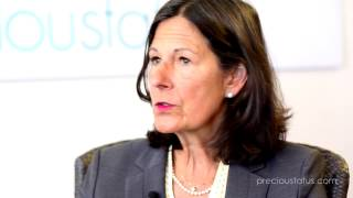What Could Be A Better Mission? Linda Hall on PreciouStatus®