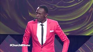 YY Comedian On Churchill show Nakuru Edition