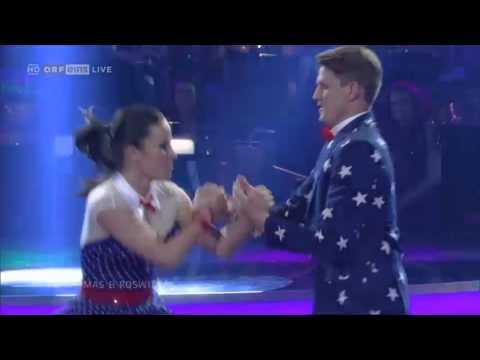 Dancing Stars 2016, F: 9 - Thomas Morgenstern Tanz 2 (Tanz)